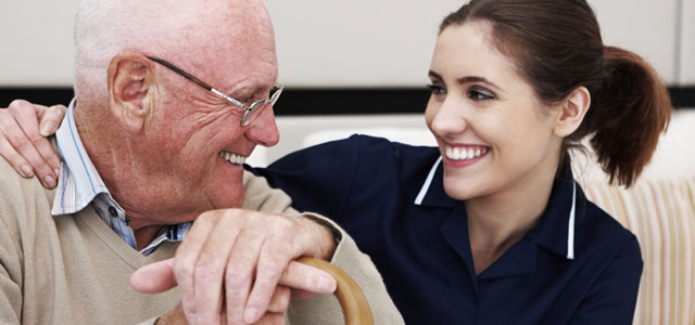 personal caregivers for seniors screened